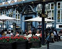 German cafe